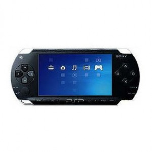 Sony PSP - Front