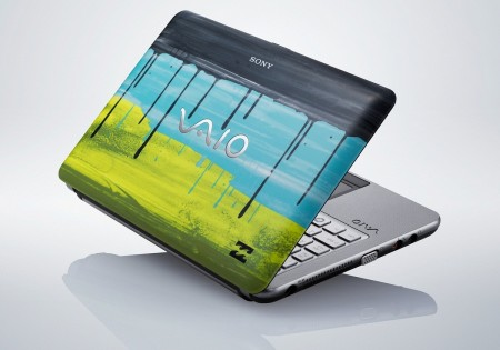 Billabong Sony VAIO W netbook