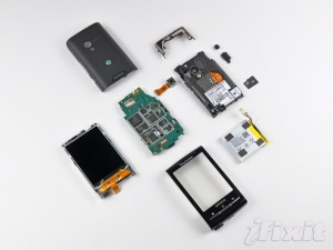 ifixit tear down x10 mini